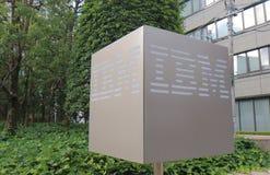 IBM computer company Royalty Free Stock Photography