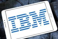IBM-Logo Stockfotos