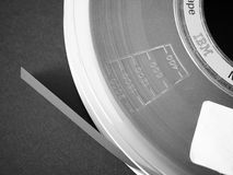 IBM reel tape Royalty Free Stock Photography