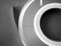 IBM reel tape Stock Photography