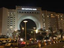 Ibn Battuta Gate in Dubai, UAE Royalty Free Stock Photo