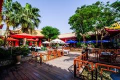 Ibn Battuta Mall, Doubai, de V.A.E Royalty-vrije Stock Foto