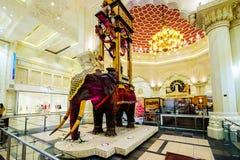 Ibn Battuta Mall, Doubai, de V.A.E Stock Afbeeldingen