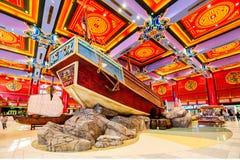 Ibn Battuta Mall, Doubai, de V.A.E Royalty-vrije Stock Foto's