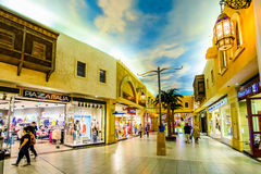 Ibn Battuta Mall, Doubai, de V.A.E Royalty-vrije Stock Afbeelding