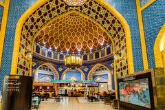 Ibn Battuta Mall, Doubai, de V.A.E Stock Afbeelding