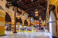 Ibn Battuta Mall, Doubai, de V.A.E Stock Fotografie