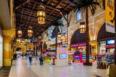 Ibn Battuta Mall, Doubai, de V.A.E Royalty-vrije Stock Fotografie