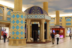 Ibn Battuta Mall in Duba Royalty Free Stock Image