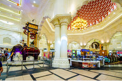 Ibn Battuta Mall Dubai, UAE Royaltyfri Foto