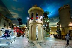 Ibn Battuta Mall, Dubai, UAE fotografia de stock royalty free