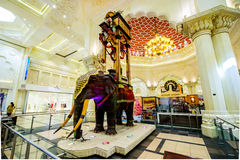 Ibn Battuta Mall,Dubai,UAE Royalty Free Stock Photo