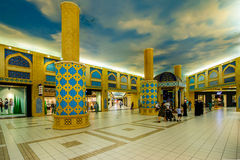 Ibn Battuta Mall,Dubai,UAE Stock Photo