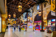 Ibn Battuta Mall,Dubai,UAE Royalty Free Stock Photography