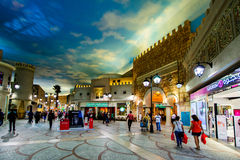 Ibn Battuta Mall,Dubai,UAE Stock Photos