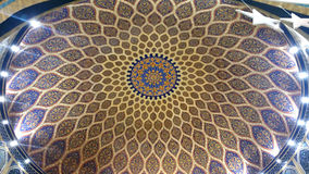 Ibn Battuta Mall, Dubai - UAE Persia Court Fotos de archivo
