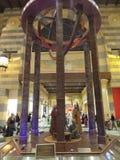 Ibn Battuta Mall i Dubai, UAE Arkivbilder