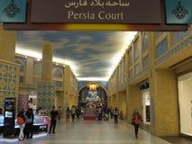 Ibn Battuta Mall i Dubai, UAE Royaltyfri Fotografi
