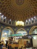 Ibn Battuta Mall i Dubai, UAE Fotografering för Bildbyråer