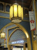 Ibn Battuta Mall i Dubai, UAE Royaltyfri Bild