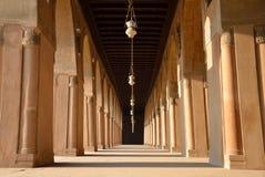 Ibn Tulun清真寺 免版税库存图片