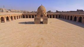 Ibn Tulun Kair zdjęcia royalty free
