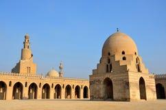 Ibn Tulun meczet fotografia stock