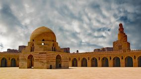 Ibn Tulun`s sword is located in Cairo, the capital of Egypt. Ibn Tulun`s sword is located in Cairo, the capital of Egypt stock video footage