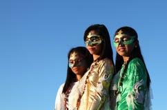 Ibon Ibon Revelers Royalty Free Stock Image
