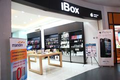 IBox Outlet in Cilandak Town Square Jakarta Stock Photography