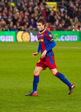 Ibrahim Afellay (FC Barcelona) Lizenzfreies Stockfoto