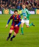 Ibrahim Afellay (FC Barcelona) Stockfoto