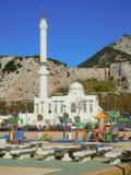 Ibrahim-al-Ibrahim Mosque Royalty Free Stock Images