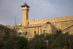 Ibrahim Mosque, Hebron, Palestine Royalty Free Stock Images