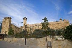 Ibrahim Mosque, Hebron, Palestine Stock Photography