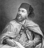 Ibrahim Pasha of Egypt Royalty Free Stock Photo