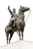 Ibrahim Pasha statue Stock Photos