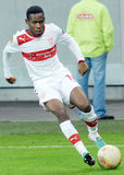 Ibrahima Traore of VfB Stuttgart Stock Photography