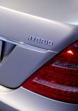 Ibrido di Détail Mercedes Immagine Stock