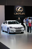 Ibrido di Lexus GS450h Fotografie Stock Libere da Diritti