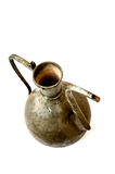 Ibrik. Picture of an Ibrik, turkish copper jug stock photography