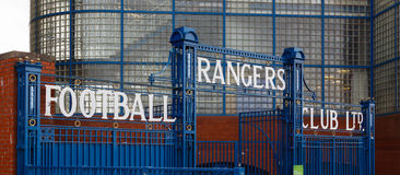 Ibrox Stadium Stock Photography