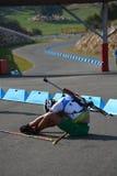 IBU夏天两项竞赛世界冠军, Cheile Gradistei, 2015年 图库摄影