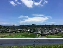 ibusuki Japan kagoshima Royaltyfria Bilder