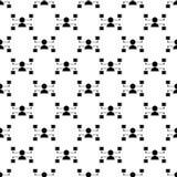 icône de canaux de distribution dans le style de modèle illustration libre de droits