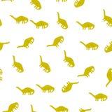 icône de diplodocus dans le style de modèle Un de l'icône de collection de Dinosaurus peut être employé pour UI, UX illustration libre de droits