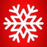 Icône de flocon de neige, style d'ensemble illustration libre de droits