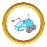 Icône de Rover illustration libre de droits