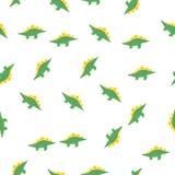 icône de stegosaurus dans le style de modèle Un de l'icône de collection de Dinosaurus peut être employé pour UI, UX illustration stock