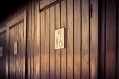 Icône de toilettes pour des femelles et des personnes handicapées image stock
